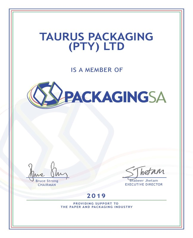 Taurus Packaging (Pty) Ltd