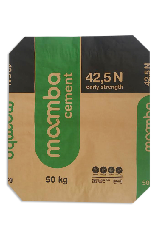 Ultratech Cement Bag Types : Taurus packaging cement