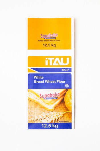 Itau White Bread Wheat Flour