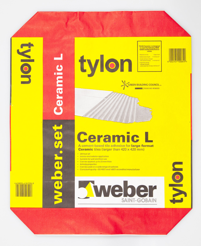 Taurus Packaging Tile Adhesive